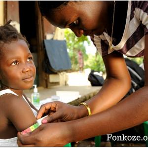 Proud to Support Fonkoze's Boutik Sante Initiative