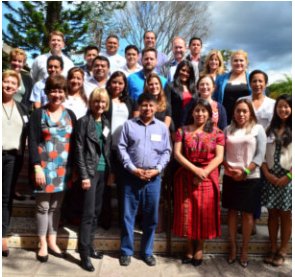 Linked Fdn. & Global Partnerships Rural Pharmacies Workshop Attendees