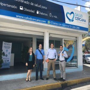 Una mirada de primera mano del panorama de las empresas sociales de salud en México