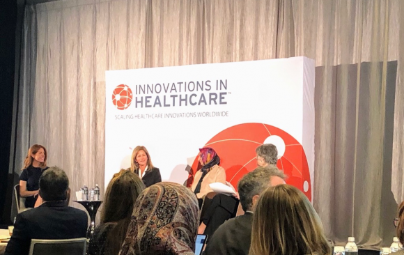 Innovations in Healthcare Conference; Washington D.C.; marzo de 2019